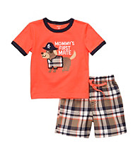 Carter's® Baby Boys' Orange 2-pc.