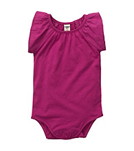 OshKosh B'Gosh® Baby Girls' Purple Flutter Sleeve Bodysuit