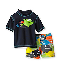 Carter's® Baby Boys' Navy 2-pc. Fish Rashguard