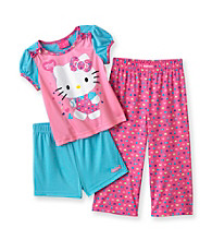 Hello Kitty® Girls' 2T-4T Pink/Blue