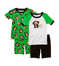 Carter's® Boys' 12M-4T Green 4-pc.