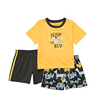 Carter's® Boys' 12M-4T Yellow/Grey 3-pc.