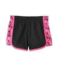 Grane® Girls' 7-16 Peace Sign Mesh Shorts