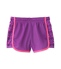 Grane® Girls' 7-16 Purple Star Mesh Shorts