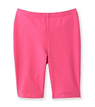 Little Miss Attitude Girls' 2T-6X Bike Shorts