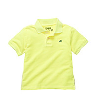 OshKosh B'Gosh® Boys' 2T-7 Short Sleeve Pique Polo