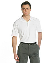 Callaway® Men's White Short Sleeve Solid Polo