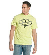 Columbia Men's PFG Hard Core Knuckles Screen Tee