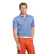 Izod® Men's Riviera Blue Fine Stripe Polo