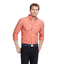 Izod® Men's Vertical Stripe Woven