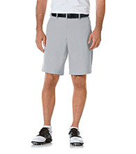 PGA Tour® Men's Micro Chip Core Flat-Front Short