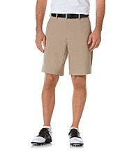 PGA TOUR® Men's Silver Birch Core Flat-Front Short