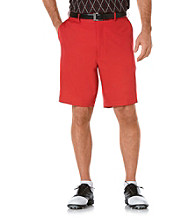 PGA TOUR® Men's American Beauty Core Flat-Front Short