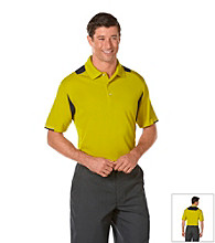 PGA TOUR® Men's Antique Fitted Colorblock Polo
