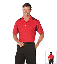 PGA TOUR® Men's Jazzy Fitted Colorblock Polo