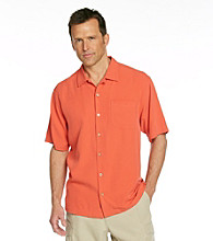 Tommy Bahama® Men's Coral Reef Catalina Twill Camp Shirt