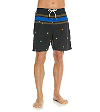 Tommy Bahama® Men's Black Shaken and Stirred Swim Trunks