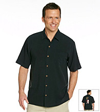 Tommy Bahama® Men's Black Nice Legs Silk Shirt