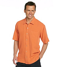 Tommy Bahama® Men's Light Tangelo Catalina Twill Camp Shirt