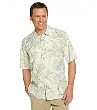 Tommy Bahama® Men's Continental Short Sleeve Botanica Bay Woven