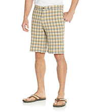Tommy Bahama® Men's Semolina Plaid Pattern Short