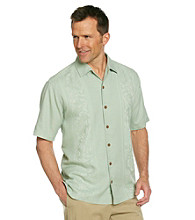 Tommy Bahama® Men's Menthol Short Sleeve Amazon Jacquard Woven