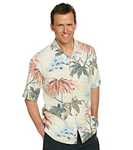 Tommy Bahama® Men's Continental Short Sleeve Sakura Sanctuary Woven