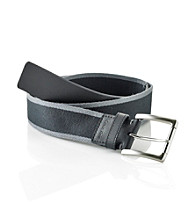 Calvin Klein® Men's Black 38MM Fabric Belt