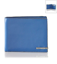 Calvin Klein® Men's Leather Bi-Fold Wallet