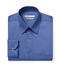 Geoffrey Beene® Men's Ink Blue Long Sleeve Dress Shirt