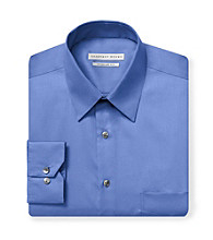 Geoffrey Beene® Men's Bluebird Sateen Long Sleeve Dress Shirt