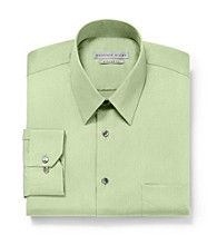 Geoffrey Beene® Men's Lemon Grass Long Sleeve Dress Shirt