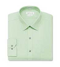 Van Heusen® Men's Celery Long Sleeve Regular Fit Dress Shirt