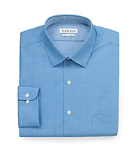 Van Heusen® Men's Ocean Long Sleeve Regular Fit Dress Shirt