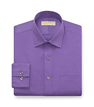MICHAEL Michael Kors® Men's Wisteria Regular Fit Long Sleeve Dress Shirt