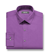 Kenneth Cole REACTION® Men's Bright Violet Long Sleeve Slim Fit Dress Shirt