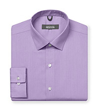 Kenneth Cole REACTION® Men's Thistle Long Sleeve Regular Fit Dress Shirt