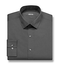 Kenneth Cole REACTION® Men's Charcoal Long Sleeve Slim Fit Dress Shirt