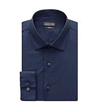 Kenneth Cole REACTION® Men's Indigo Long Sleeve Slim Fit Dress Shirt