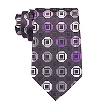 MICHAEL Michael Kors® Men's New Charcoal English Tie