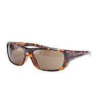 Perry Ellis Portfolio® Men's Demi Wrap Sunglasses