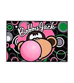 Fun Rugs® Bobby Jack Bubble Gum Rug