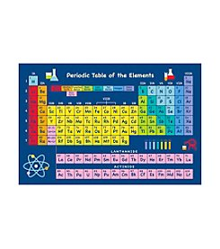 Fun Rugs® Fun Time® Table of Elements Rug