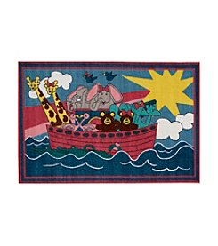 Fun Rugs® Fun Time® Noah's Ark Rug