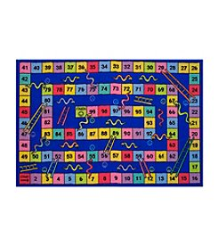 Fun Rugs® Fun Time ® Snakes and Ladders Rug
