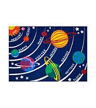 Fun Rugs® Fun Time® Solar System Rug