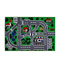 Fun Rugs® Fun Time® Streets Rug