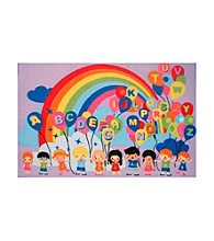 Fun Rugs® Fun Time® Educational Balloons Rug