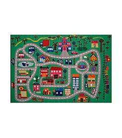 Fun Rugs® Fun Time® Fun City Rug