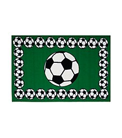 Fun Rugs® Fun Time® Soccer Time Rug